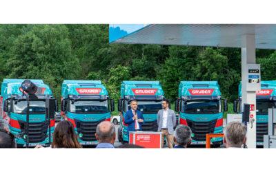 IVECO partner di Gruber per la transizione energetica con i veicoli a biometano