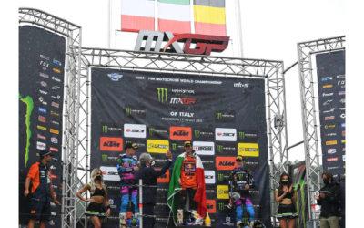 Borgo Agnello e Astra sponsor ufficiali dell'MXGP D'Italia